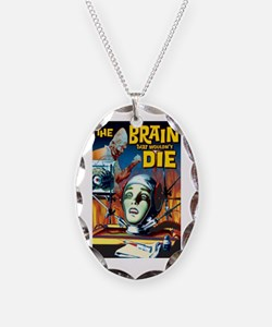 Brain That Wouldn't Die Necklace