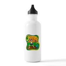Cute Shea Water Bottle
