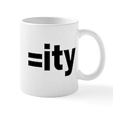 Equality Small Mug