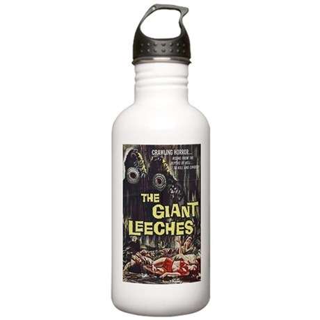 The Giant Leeches Stainless Water Bottle 1.0L