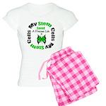 Stem Cells Saved Life Women's Light Pajamas