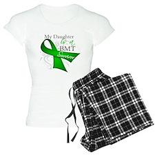 Daughter BMT Survivor pajamas