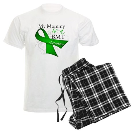 Mommy BMT Survivor Men's Light Pajamas