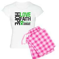 BMT Hope Love Faith Pajamas