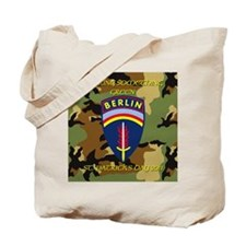 Cute Irish brigade Tote Bag