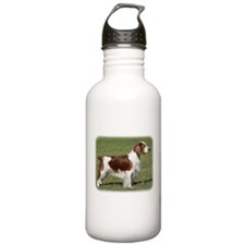 Welsh Springer Spaniel 9Y394D-041 Water Bottle