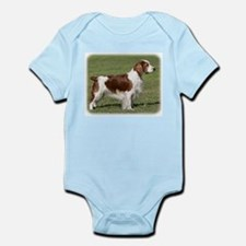 Welsh Springer Spaniel 9Y394D-041 Infant Bodysuit