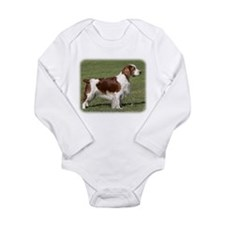 Welsh Springer Spaniel 9Y394D-041 Onesie Romper Suit