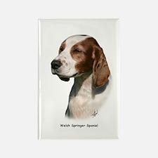 Welsh Springer Spaniel 9Y394D-046 Rectangle Magnet