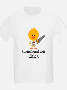 Construction Chick T-Shirt