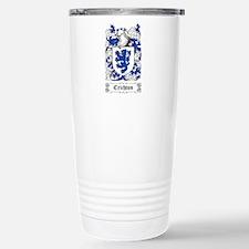 Crichton Stainless Steel Travel Mug