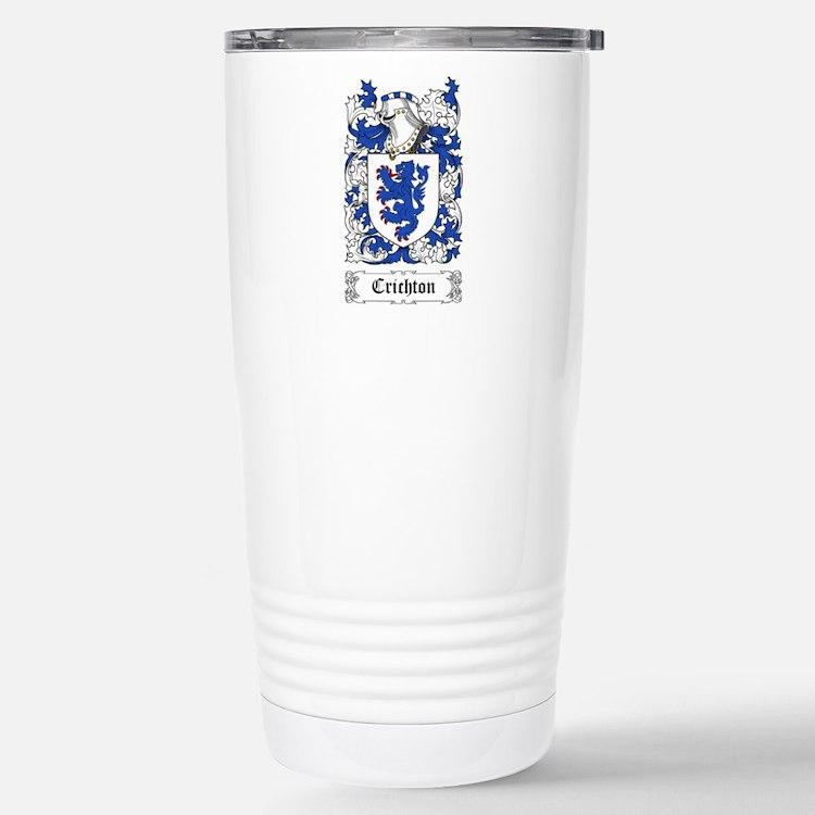 Crichton Travel Mug
