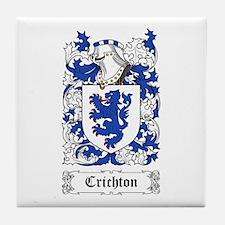 Crichton Tile Coaster