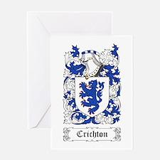 Crichton Greeting Card