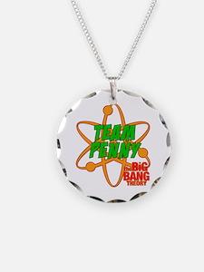 Team Penny Big Bang Theory Necklace