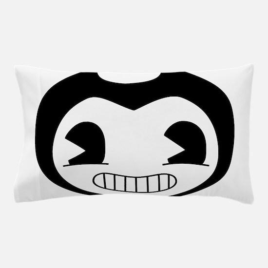 Bendy Smile Pillow Case