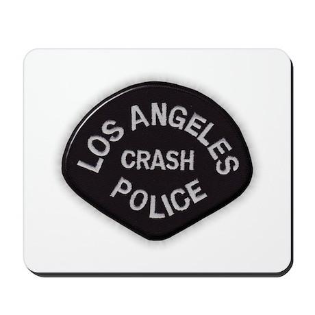 LAPD CRASH Mousepad