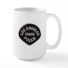 LAPD CRASH Mug