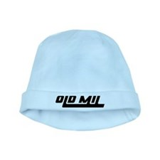 Basic logo baby hat