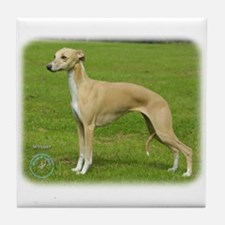 Whippet 9A002D-01 Tile Coaster