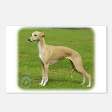 Whippet 9A002D-01 Postcards (Package of 8)