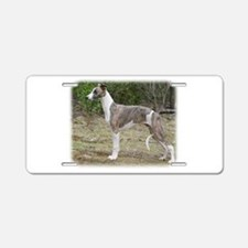 Whippet 9Y205D-213 Aluminum License Plate