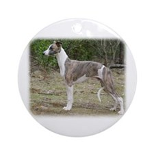 Whippet 9Y205D-213 Ornament (Round)
