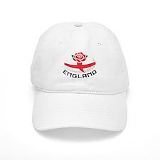 Rugby England Rose Baseball Cap