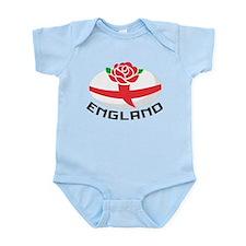 Rugby England Rose Onesie