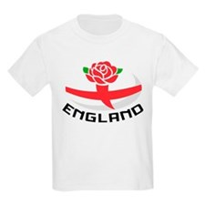 Rugby England Rose T-Shirt