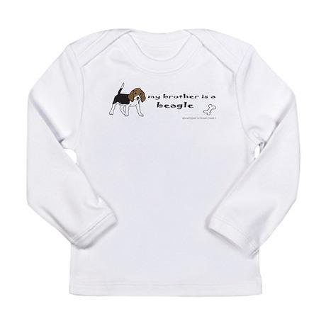 beagle gifts Long Sleeve Infant T-Shirt