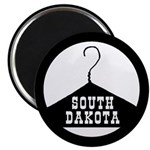 South Dakota - The Hanger Sta Magnet