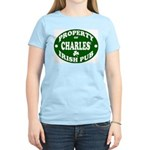 Charles' Irish Pub Women's Light T-Shirt