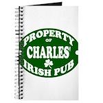 Charles' Irish Pub Journal