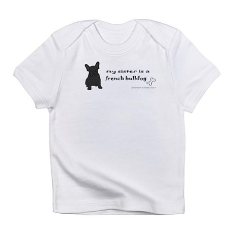 french bulldog gifts Infant T-Shirt