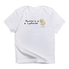 yellow lab gifts Infant T-Shirt