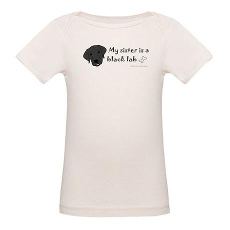 black lab gifts Organic Baby T-Shirt