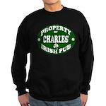 Charles' Irish Pub Sweatshirt (dark)
