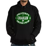 Charles' Irish Pub Hoodie (dark)