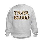 Tiger Blood Kids Sweatshirt