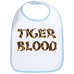 Tiger Blood Bib