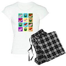 Sushi Pop Art Pajamas