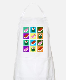 Sushi Pop Art Apron