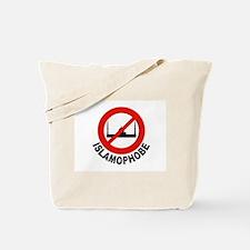 NO SHARIA LAW Tote Bag