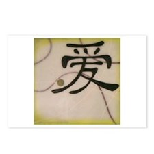 Love Feng Shui Postcards (Package of 8)