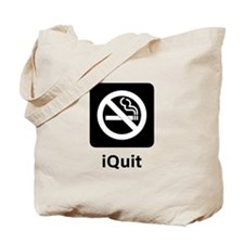 iQuit Tote Bag