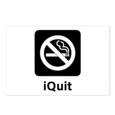 iQuit Postcards (Package of 8)