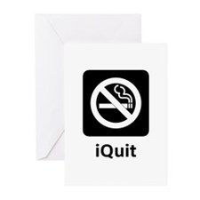 iQuit Greeting Cards (Pk of 20)