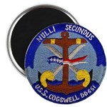 USS COGSWELL Magnet