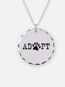Adopt an Animal Necklace